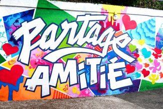 PARTAGE ET AMITIÉ (2019) - T-Kay / Faben / PHENIX LAB - Crédits Photo : Olivier Dalban